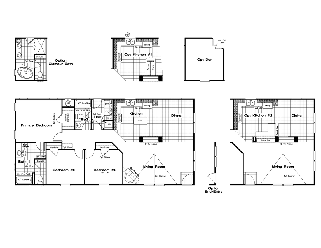 The CK562F Floor Plan